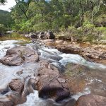 Little Dandahra Creek walking track, Gilbraltar Range National Park